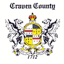 Logo for Craven County