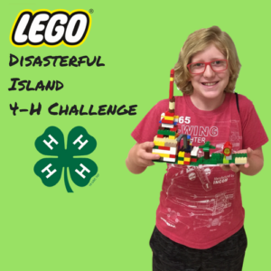 Lego event flyer