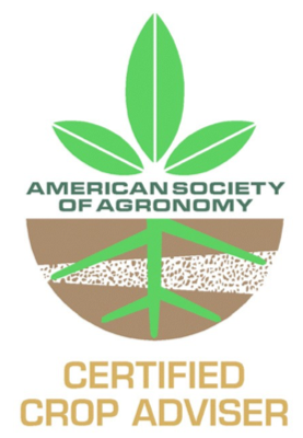 Certified Crop Advisor Logo