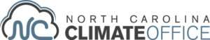 Logo for NC State Climate Office
